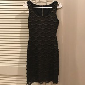 Guess party dress (body con)